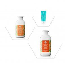 Panthenol Dry Hair Care Set