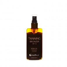 Αντηλιακό Λάδι - Tanning Bronzer Oil Spf 10