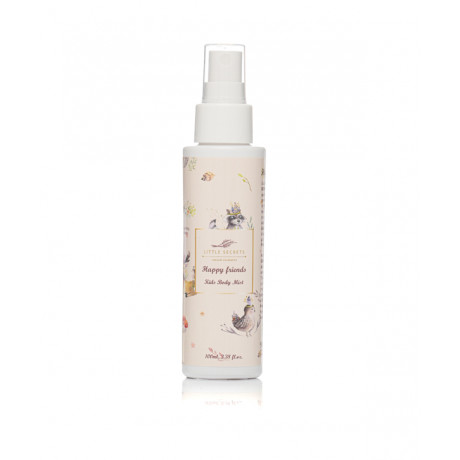 Happy Friends Kids Body Mist