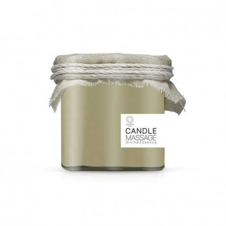 Divine Essence Candle Massage - Seductive - Vanilla & Coconut