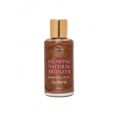 Glow Natural Bronzer - Shimmering Dry Oil με άρωμα Monoi & Orchide
