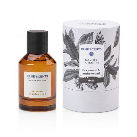 Bergamot & Amberwood Eau de Toilette for Men