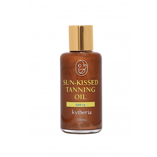 Sun Kissed Tanning Oil Spf 10 με άρωμα Monoi & Orchide