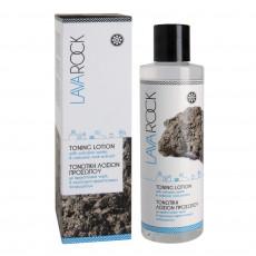Τονωτική Λοσιόν µε ηφαιστειακό νερό και εκχύλισµα ηφαιστειακών πετρωµάτων